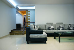 Room decoration. Beijing, China, the modern home decoration and fitting-out Stock Photos