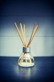Room Fragrance Diffuser on table Royalty Free Stock Images