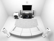 Free Room-HI-FI2(0).jpg Stock Image - 17890321