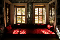 Room. This image was taken in Istanbul, Turkey Stock Photography