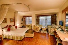 Room in the Impala Hotel, Arusha, Tanzania Stock Photo