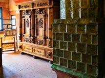 Free Room In Castle Chateau Du Haut-Koenigsbourg Stock Image - 107939291