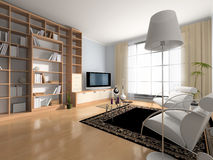 Room interior Stock Photography