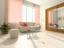 Room interior Royalty Free Stock Photography