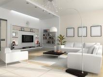 Room interior Stock Photography