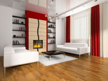 Room interior Royalty Free Stock Photos