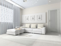 Room interior Royalty Free Stock Images
