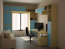 Room interior Stock Photos