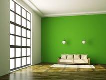 The room interior Stock Image