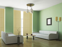 Room interior Stock Images