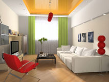 Room interior Royalty Free Stock Photography