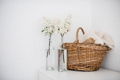 Room interior decoration Stock Photography