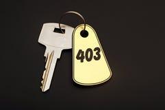 Room key Royalty Free Stock Photography