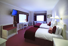 Room in Killeen House Hotel Royalty Free Stock Image