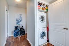 Room, Laundry Room, Washing Machine, Laundry stock image