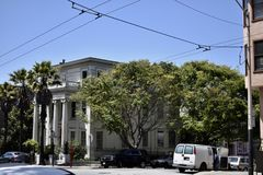 2400 Fulton Street the house the album is named for, 3. Stock Photography