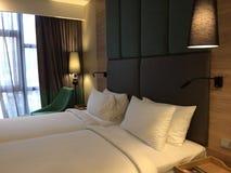 23 feb 2018, room at Mercure Selamgor Selayang, Malaysia. Room at Mercure Selangor Stock Image