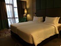 23 feb 2018, room at Mercure Selamgor Selayang, Malaysia. Room at Mercure Selangor Stock Images