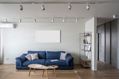 Room in modern style Stock Image