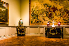 Room in the National Gallery of Art, Washington, DC. Royalty Free Stock Image