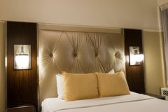 Room in New Yorker Hotel Royalty Free Stock Photos