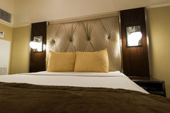 Room in New Yorker Hotel Stock Image