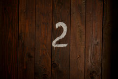 Room number 2 Royalty Free Stock Images