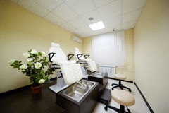 Room for a pedicure Royalty Free Stock Photo
