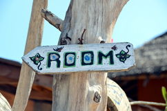 Room pointer Stock Photo