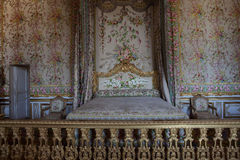 Room of the queen at  Château de Versailles, France Stock Images