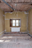 Room repair house construction Royalty Free Stock Photo