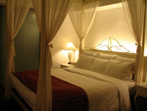 Room of resort hotel Stock Image