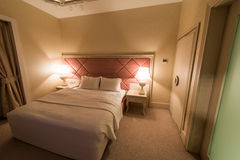Room in Riverside Hotel Royalty Free Stock Images