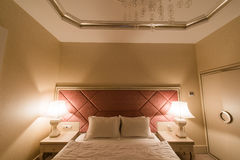 Room in Riverside Hotel on May 18, 2014 in Gaba Royalty Free Stock Photos