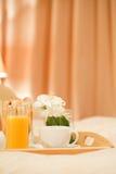 Room service Stock Image