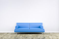 Room with sofa Royalty Free Stock Image