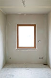 Room under construction Stock Photography