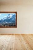 Room wjith window Stock Photo