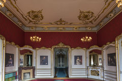 Room in Wrest Park Mansion House Stock Images