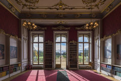 Room in Wrest Park Mansion House Stock Image