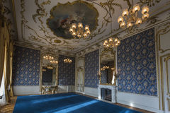 Room in Wrest Park Mansion House Stock Photo