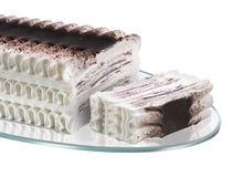 Roomijs Cake Stock Foto