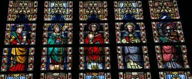 Rooms-katholieke heiligen stock fotografie