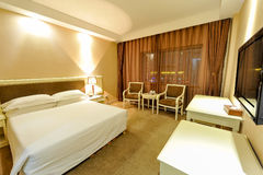 Rooms. Nanchang hotel rooms Royalty Free Stock Photography
