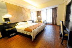 Rooms. Nanchang hotel rooms Royalty Free Stock Photos