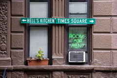 Rooms For Rent Royalty Free Stock Photography