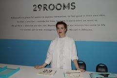 29Rooms 8 Stock Photo
