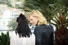 Rooney Mara, Cate Blanchett Royalty Free Stock Image