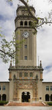 Roosevelt Bell Tower at University. Royalty Free Stock Images