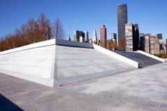 Roosevelt Four Freedoms-park, de Stad van New York Royalty-vrije Stock Afbeelding